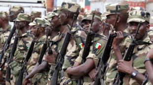 الجيش السنغالي