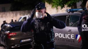 Avignon police