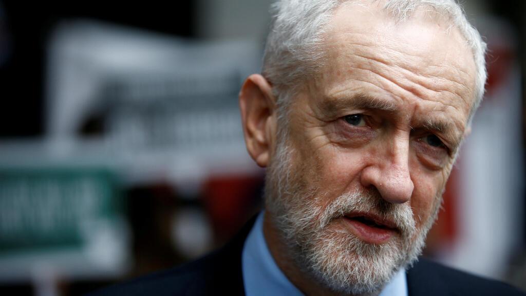 Jeremy Corbyn, líder del Partido Laborista, planteó la posibilidad de un nuevo referendo.