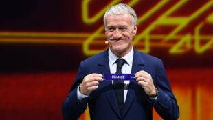 Didier Deschamps, le sélectionneur emblématique des Bleus champions du monde 2018.