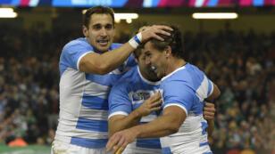 Les Argentins ont totalement dominé un XV du Trèfle dépassé.