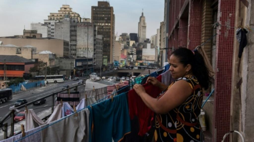 For tens of thousands in Sao Paulo, squatting is only way out