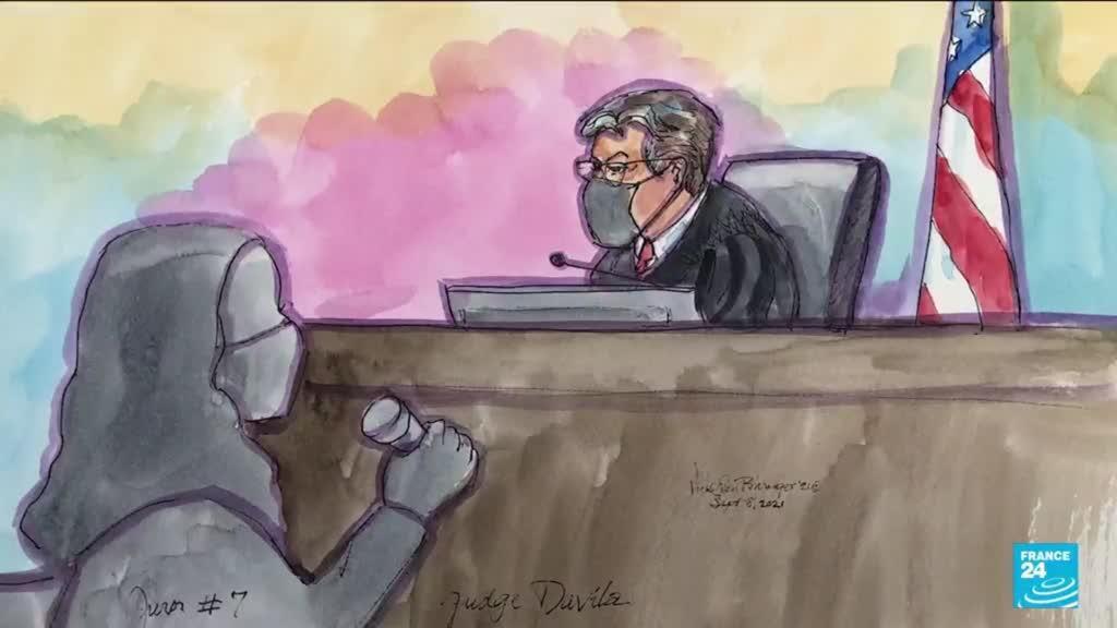 2021-09-09 14:15 Procès de Theranos aux États-Unis : Élizabeth Holmes risque jusqu'à 20 ans de prison