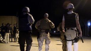 Le Minusma est régulièrement visée par des attaques de groupes jihadistes au Mali.