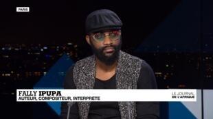 La superstar congolaise Fally Ipupa