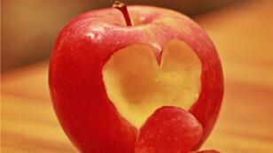 Au Japon, une boutique de magie propose des pommes d'amour.
