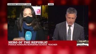 2020-10-21 20:14 How do students interpret France's principal of secularism?