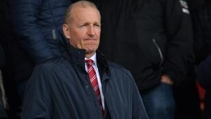 Former Southampton chairman Ralph Krueger has returned to the NHL after being named as new coach of the Buffalo Sabres