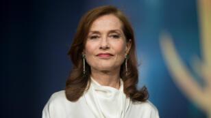 """Isabelle Huppert joue le rôle principal dans """"Elle"""", de Paul Verhoeven."""