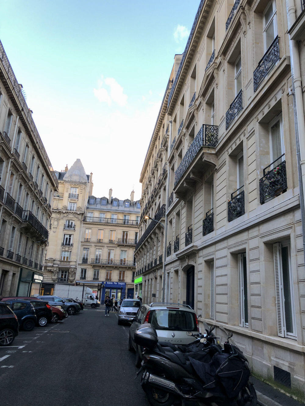 Near the Galeries Lafayette, in the 9th arrondissement, the city has upgraded and converted 29 apartments in a classic Haussmann-era building.
