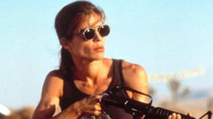 """Sarah Connor dans """"Terminator 2"""""""