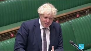 2020-12-16 18:14 UK's Johnson says a good Brexit trade deal can be done but EU knows parameters