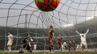 Classement de la Serie A 2015/16.