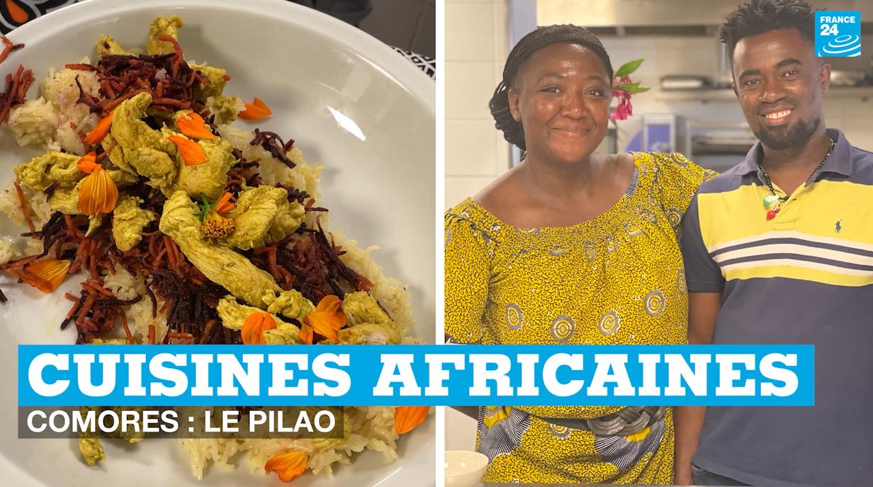 Nadjatie et Yass - Cuisines africaines