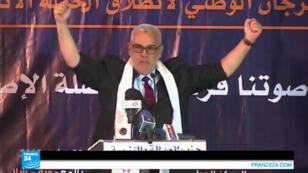 """زعيم حزب """"العدالة والتنمية"""" ورئيس الحكومة عبد الإله بنكيران"""
