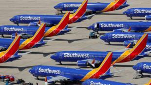 Southwest est la compagnie qui opère le plus de Boeing 737 MAX au monde.