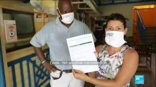 2020-09-25 10:03 Coronavirus pandemic: Concern in Guadeloupe after French govt ordered new restrictions