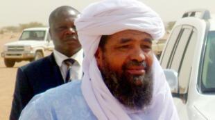 Iyad Ag Ghali, le chef du groupe Ansar Dine