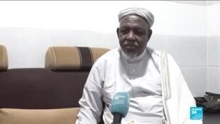 Malian Imam Mahmoud Dicko talks to France 24.
