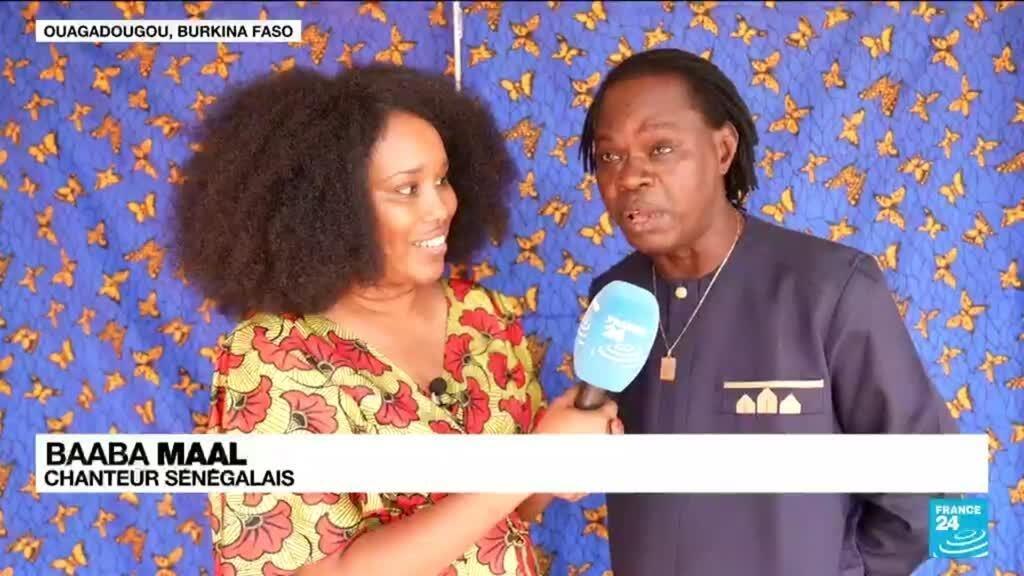 """Baaba Maal : """"La musique sénégalaise trouve sa place dans le cinéma international"""""""