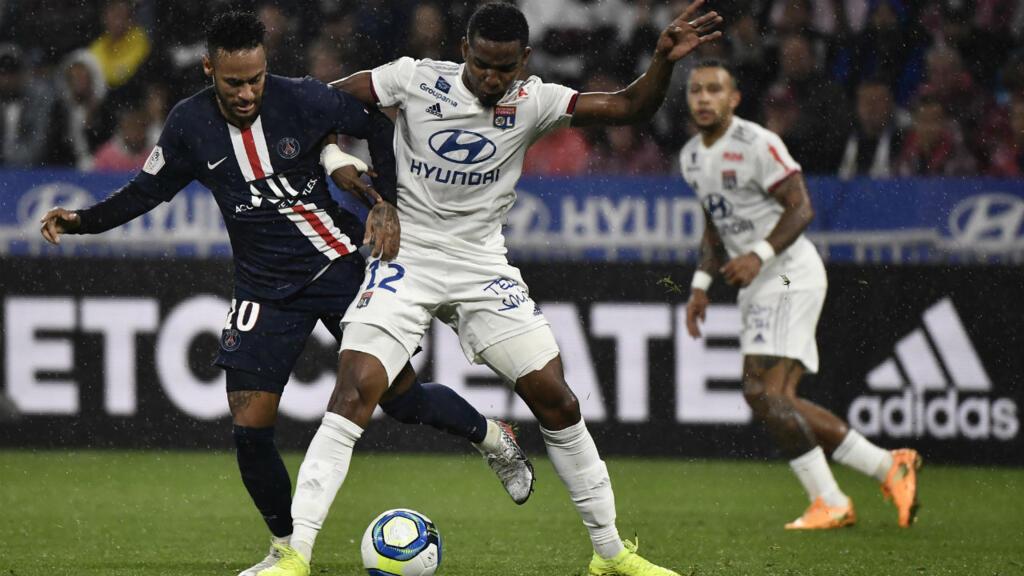 Late Neymar goal gifts PSG 1-0 edge over bitter rivals Lyon