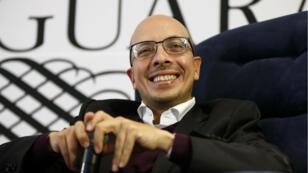 El escritor mexicano, Jorge Volpi, fue el galardonado este año con el premio Alfaguara de Novela.