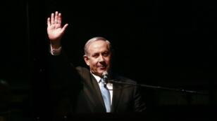 Le parti du Premier ministre israélien sortant Benjamin Netanyahou a remporté les élections législatives anticipées, le 17 mars 2015.