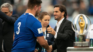 Pichot lost to incumbent Beaumont in the race to be chairman of the sport's governing body
