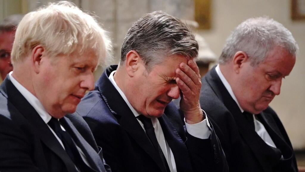 'We will cherish his memory': British lawmakers pay tribute to slain MP David Amess