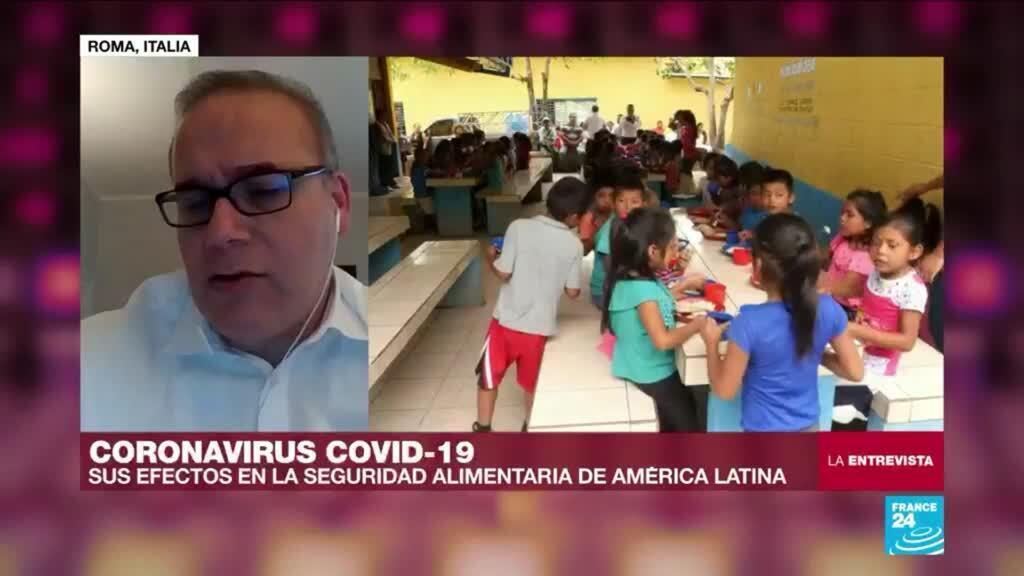 La entrevista Máximo Torero FAO