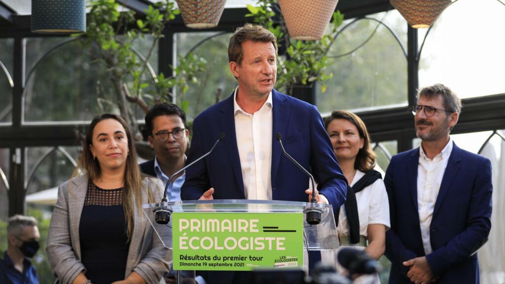 """Primaire écologiste : Yannick Jadot ou l'ambition d'un """"pragmatique"""""""