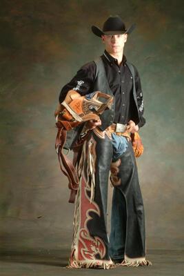 Yvan Jayne - Bareback Rider