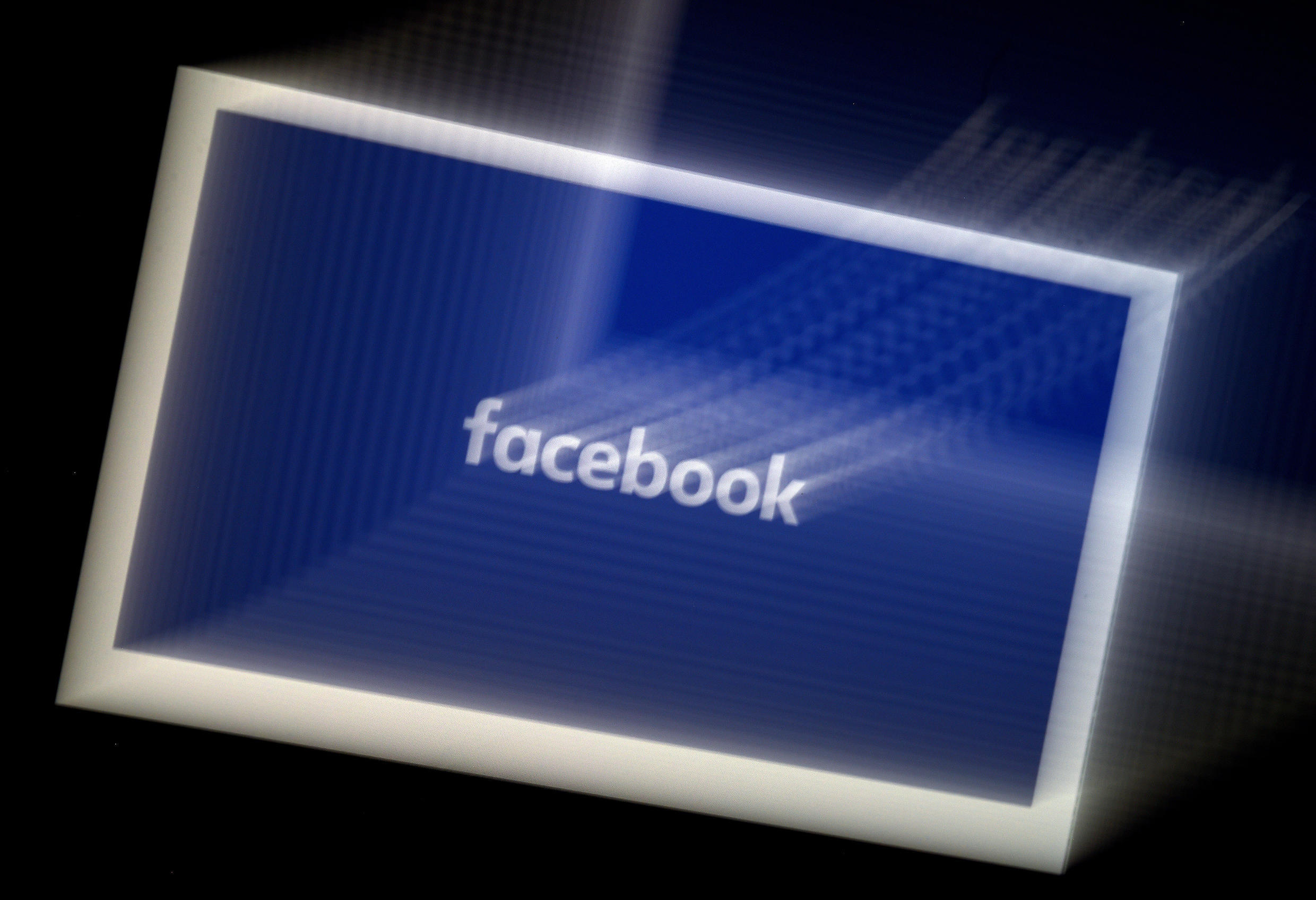 Facebook said the network was small, just 13 accounts and two pages