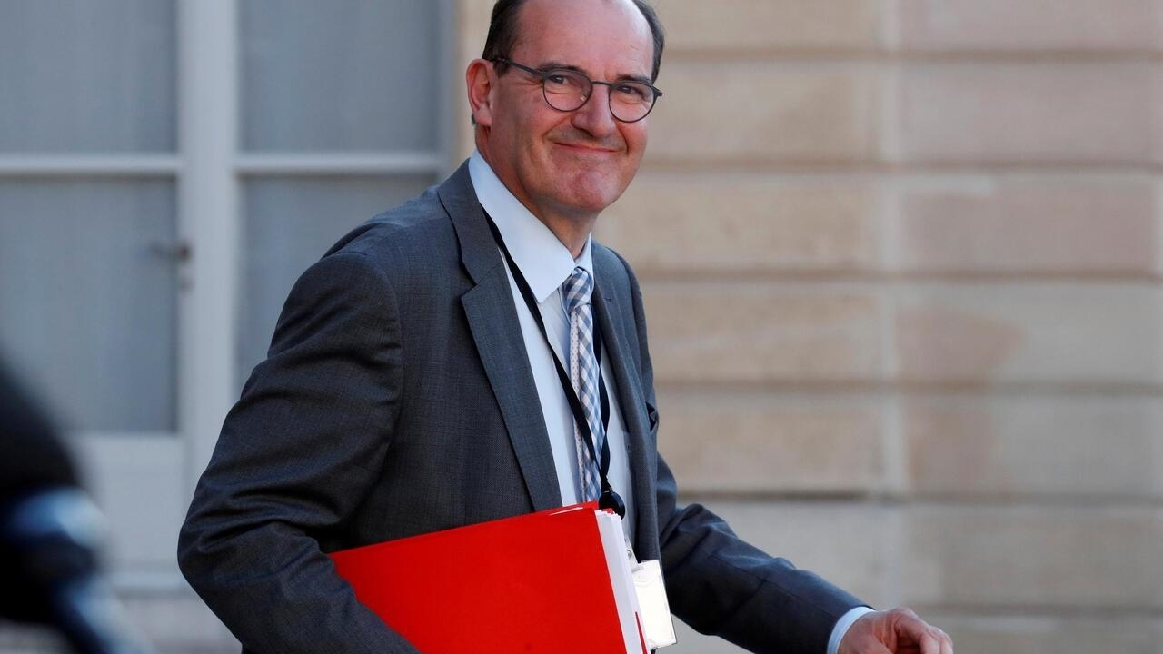 Macron names Jean Castex as new French prime minister