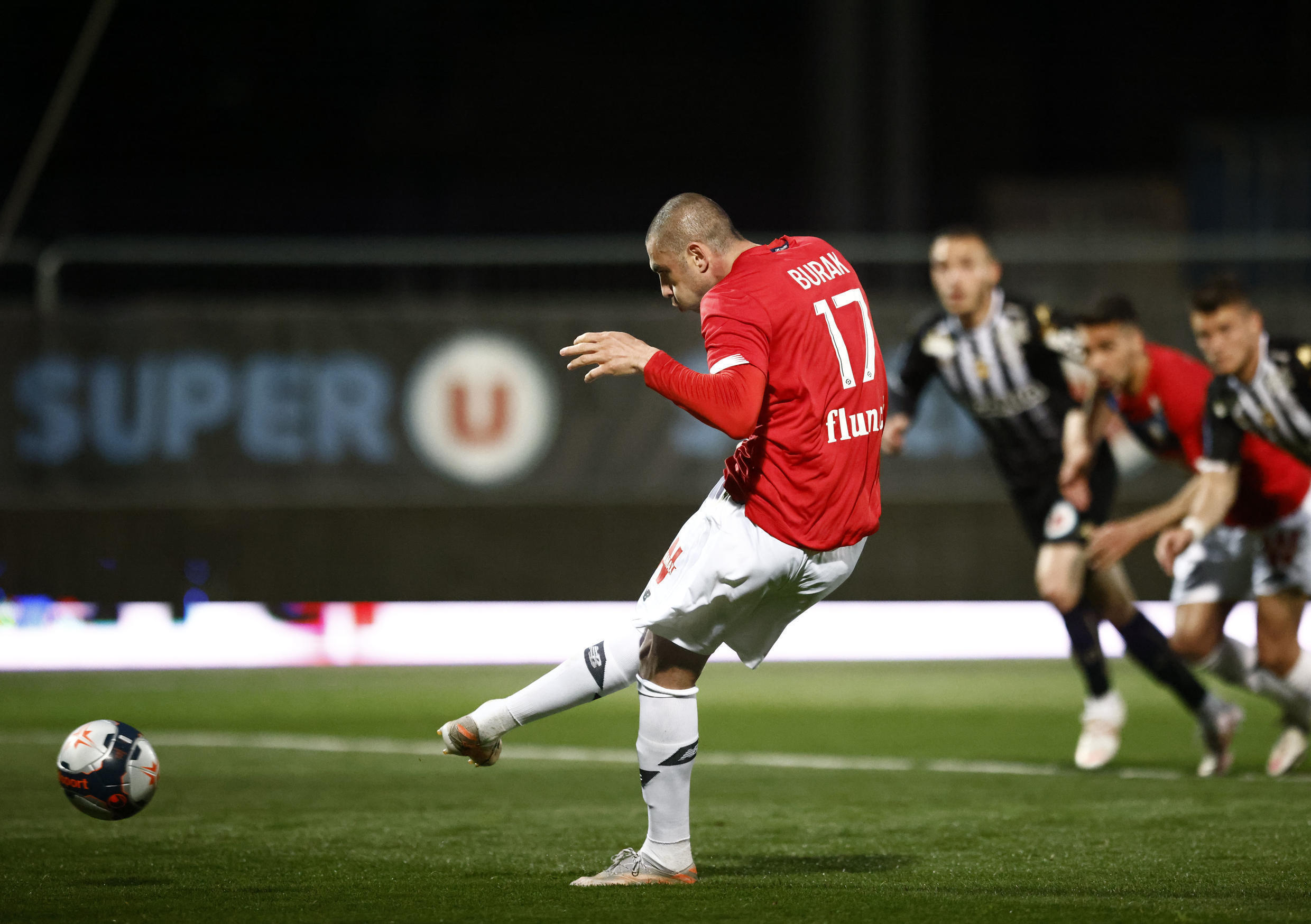 LILLE ANGERS LIGUE 1