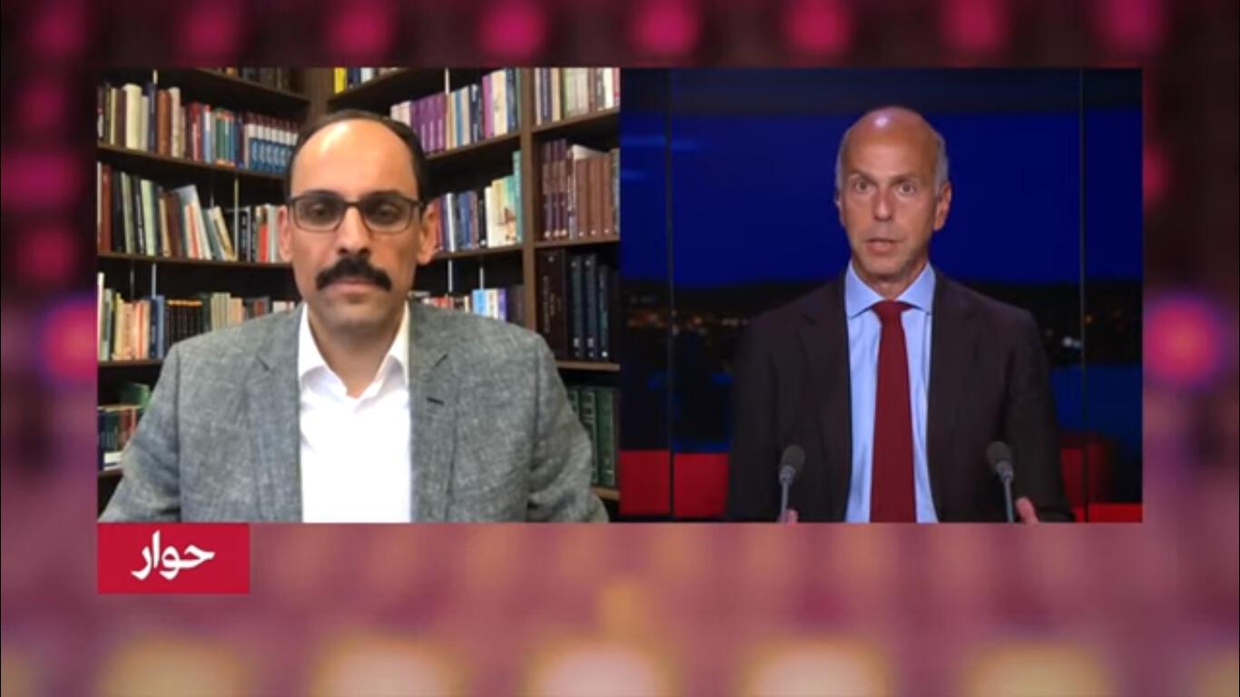 حوار فرانس24 مع المتحدث باسم الرئاسة التركية