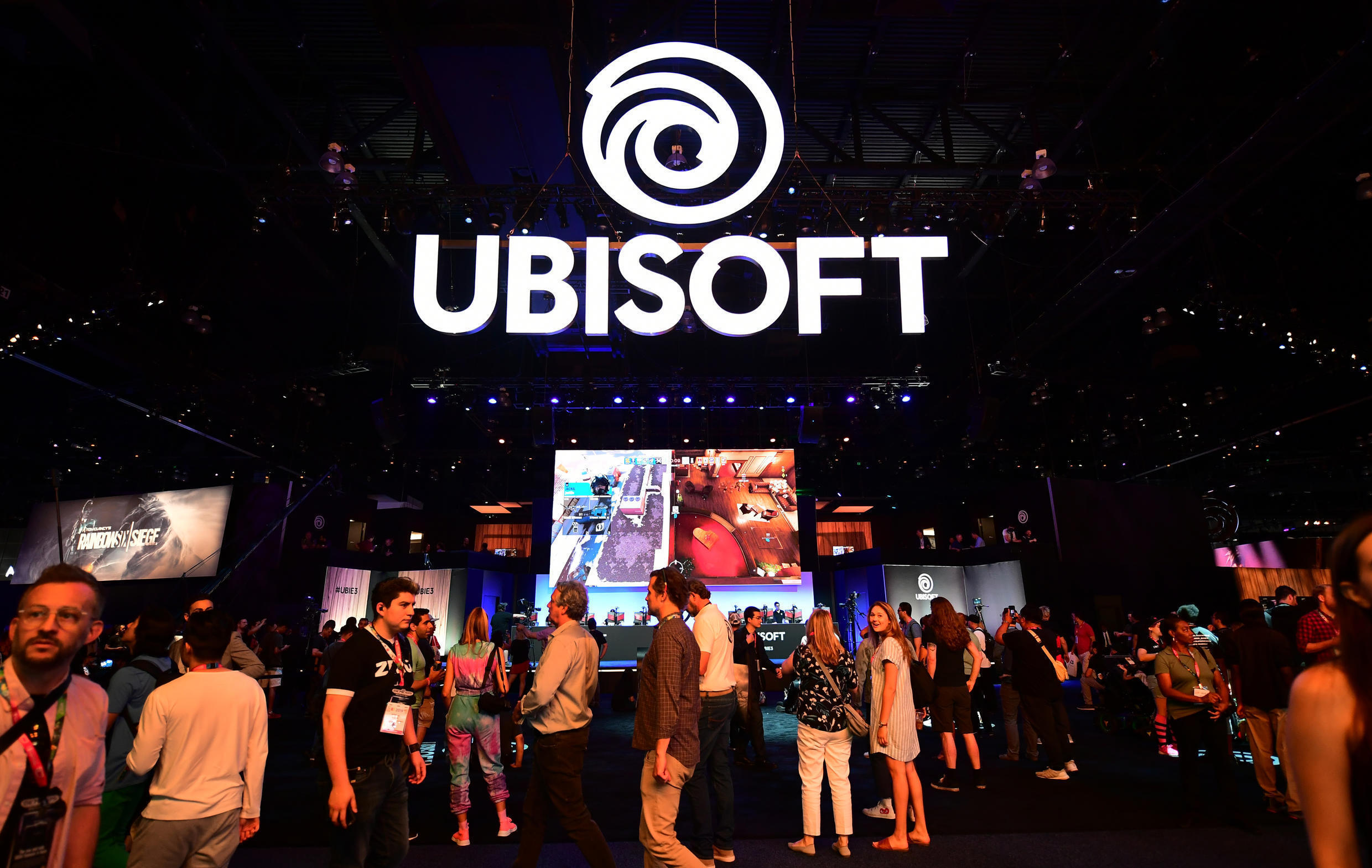 Ubisoft is one of the world's largest video game publishers with a portfolio including Assassin's Creed and Far Cry