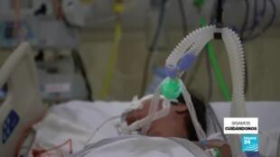 2021-04-17 14:35 América Latina en alerta por nueva oleada de la pandemia de Covid-19