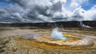 La vie sur Terre pourrait être née dans des sources chaudes proches de territoires volcaniques.