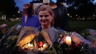 Jo Cox, 41 ans, décédée jeudi, était députée depuis 2015.