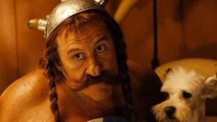 """Gérard Depardieu a touché 2 millions d'euros pour interpréter Obélix dans """"Astérix et Obélix au service de sa majesté"""", sorti en 2012."""