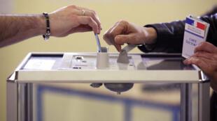 vote france présidentielle