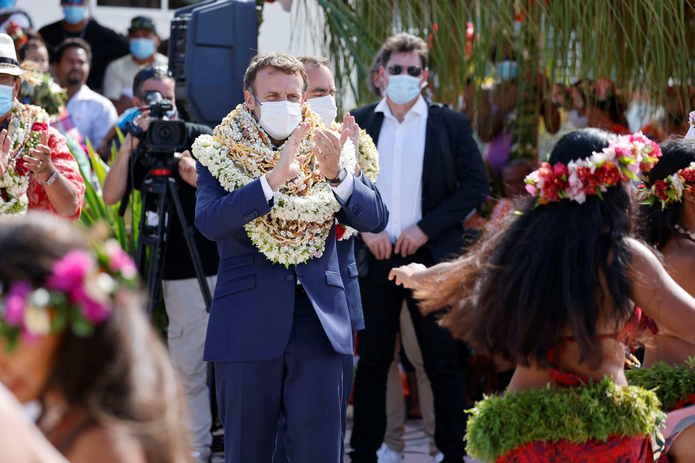 Macron-Polynésie