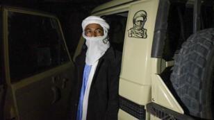 Ahmed al-Moikadé, vice-président de l'Association de lutte contre la migration clandestine, est un ancien transporteur qui milite pour une augmentation du budget des projets de reconversion.