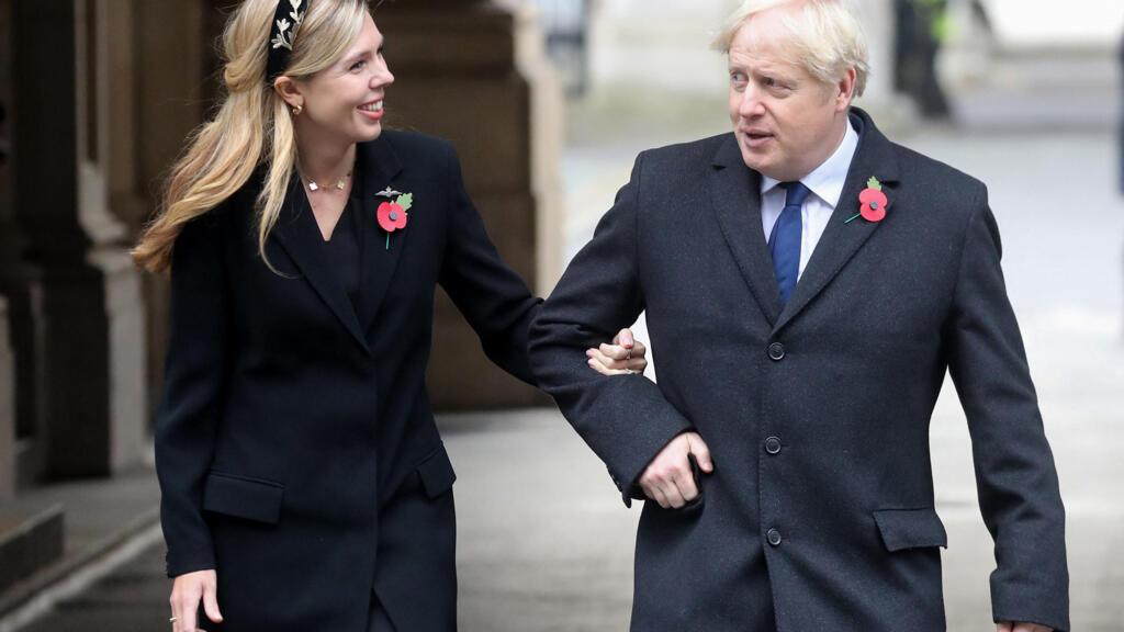 """Au Royaume-Uni, Boris Johnson s'est marié lors d'une """"cérémonie secrète"""""""