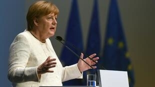 German Chancellor Angela Merkel's ruling coalition will hold crisis talks after a thumping at the European elections