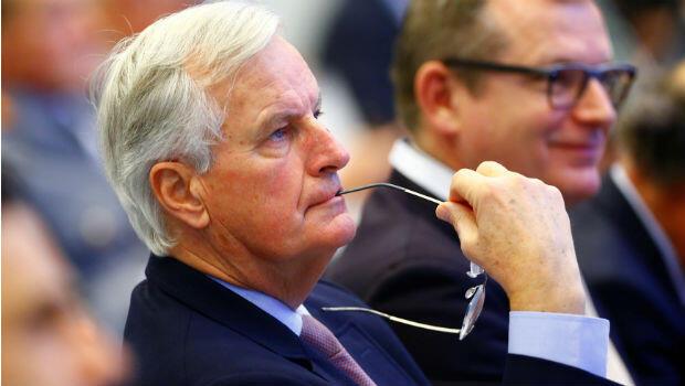 Michel Barnier, jefe negociador del Brexit por la Unión Europea, dice que avance en negociación no es suficiente para pasar a la segunda fase.