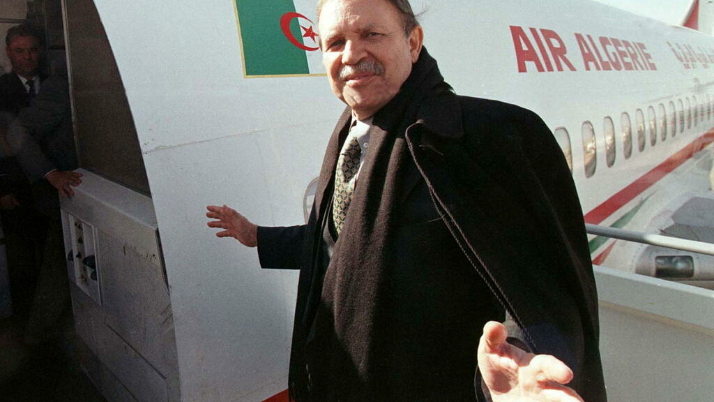 Algeria's ex-president Abdelaziz Bouteflika dies at 84