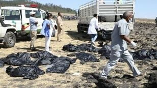 A total of 157 people died when an Ethiopia Airlines Boeing 737 MAX crashed near Bishoftu, a town some 60 kilometres southeast of Addis Ababa, Ethiopia, on March 10