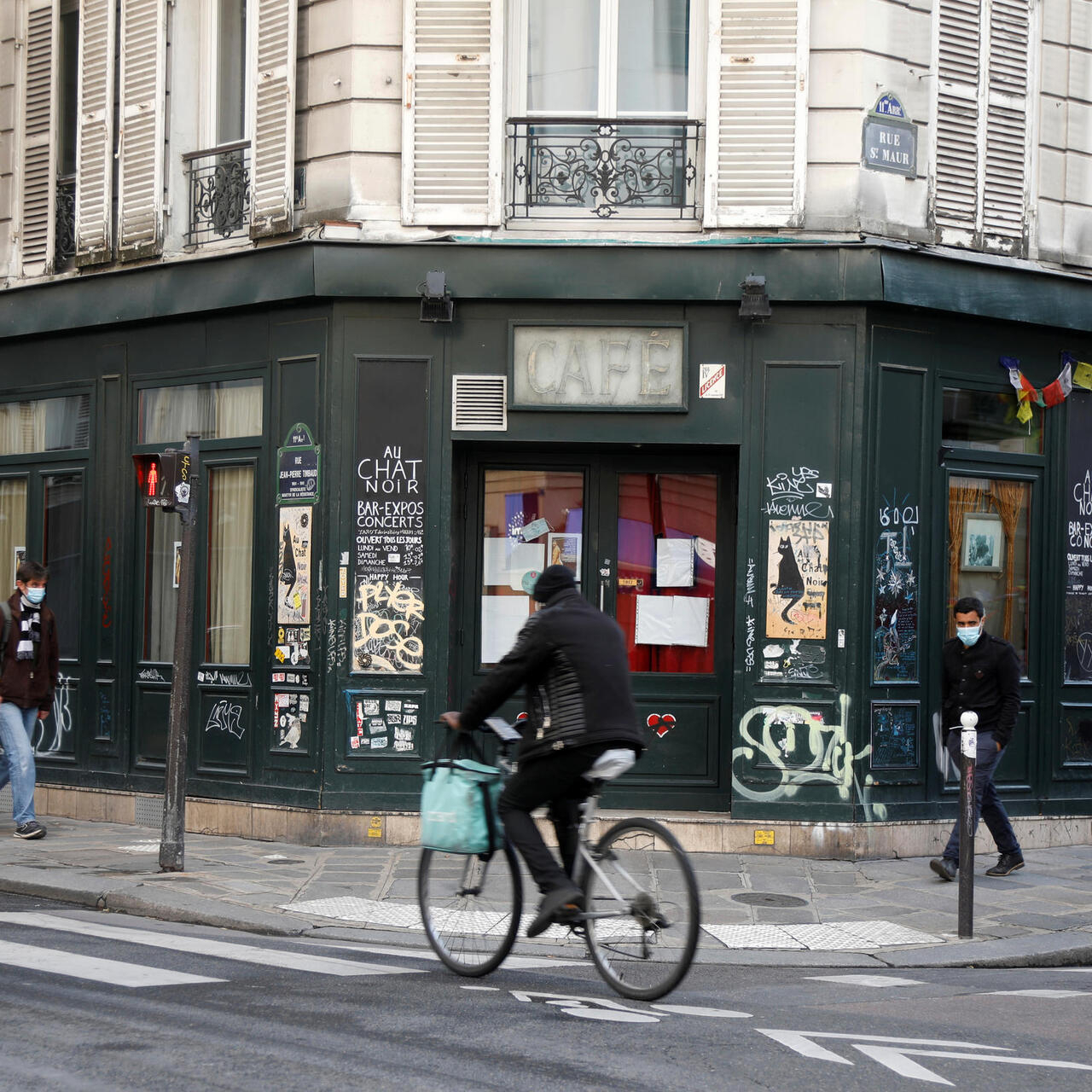 France Prepares For Curfew In Paris And Other Cities As Covid 19 Cases Surge
